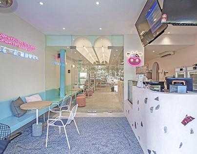 Paster happy beverage store @ K.L