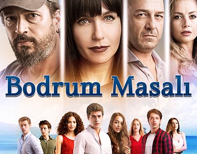 Bodrum Masalı TV Series Poster