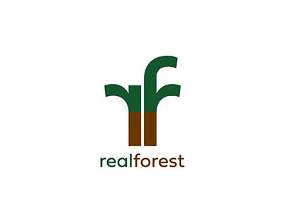 realforest agriculture - Logo Design