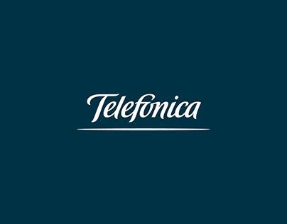 Telefonica - Animaciones