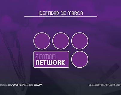 Sentinel Network: Identidad de Marca
