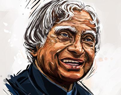APJ Abdul Kalam, Potret