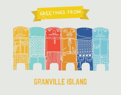 Granville Island Tangrams