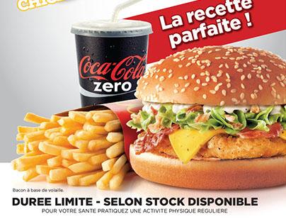 McDonald France CBO Campaign
