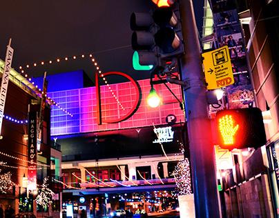 A Night Alone in Denver