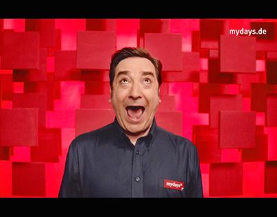 MyDays TVC Campaign 2014