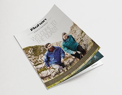 Rohan magazine – August 2014 issue & Photoshoot