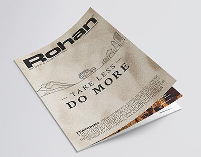 Rohan magazine – January 2015 issue
