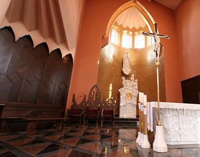 sacral interior design