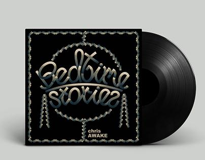 """""""Bedtime Stories"""" music album art"""
