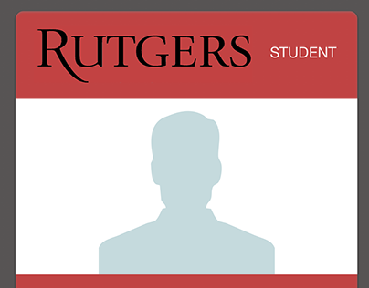 Rutgers Student ID for Mobile