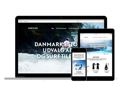 Surf & Ski