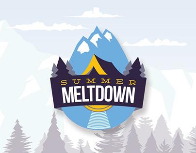 Summer Meltdown Festival logo