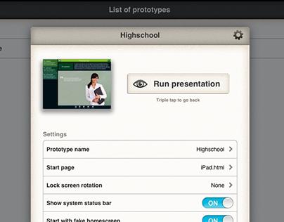 ProtoSee App Design
