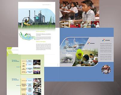 PERTAMINA CSR Book