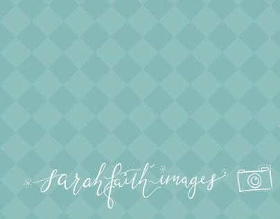 sarah faith images. | Logo & Branding
