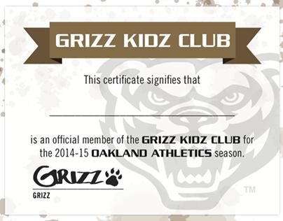 Oakland University | Grizz Kidz Club