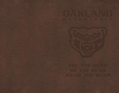 Oakland University | Season Ticket Campaign