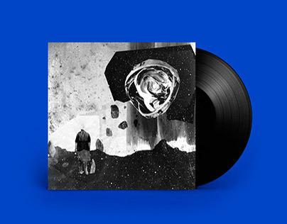 Limited edition vinyl / Illustration
