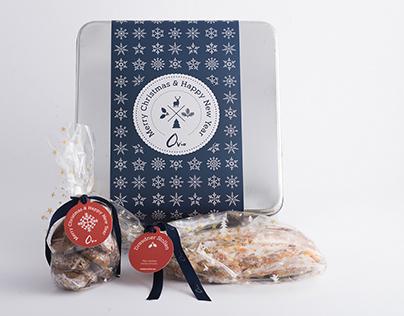 Ovio Christmas Packaging