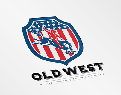 Old West American Cowboy Museum Logo