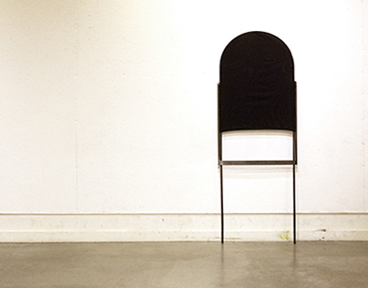 Sfumato | Invisible Folding Lounge Chair