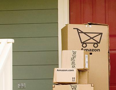 Logo redesign- Amazon
