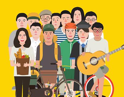 Aday Bike Fest 2014