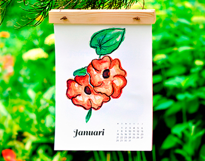 Bloom Kalender Kit