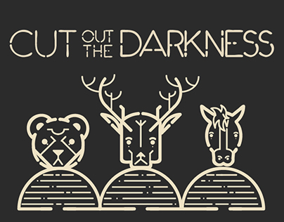 Cut out the Darkness: We are animals