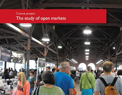 Open Markets - A study in ethnographic research
