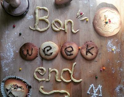 Visual food, week-end