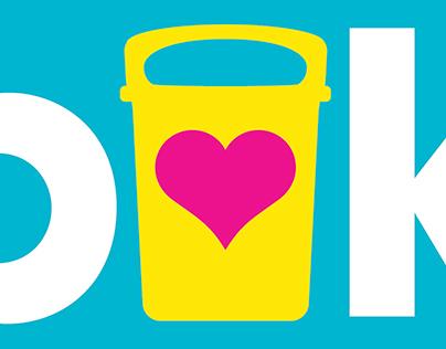 Let's do it in de vuilbak: Anti-Littering Campaign