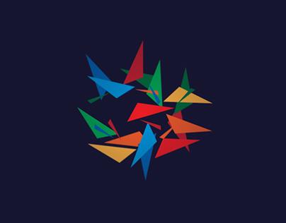 4/8 Productions Star Logo Study