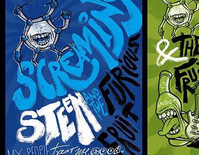 XANGO Rock Posters