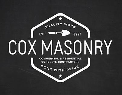 Cox Masonry