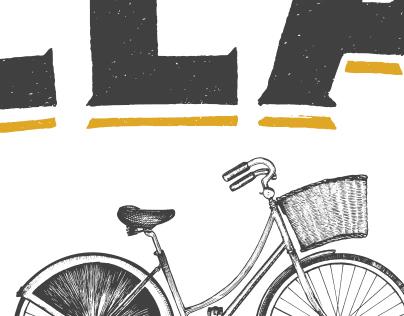 The Village Deli & Pasta Shoppe Brand Identity