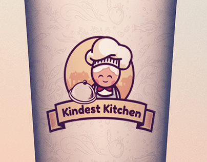 Logo Design - Kindest Kitchen