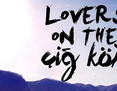 Lovers on the çiğ köfte