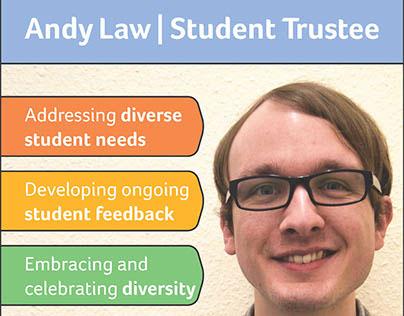 GSA Student Trustee election