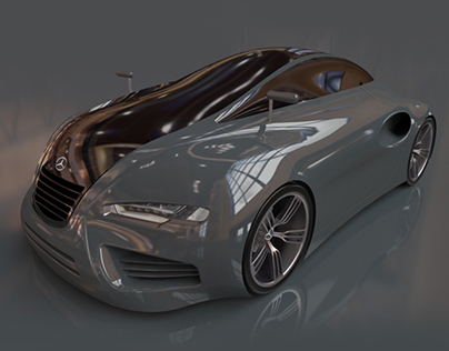 Sports 2 seater concept