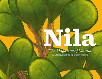 Nila: The Magazine of Manila