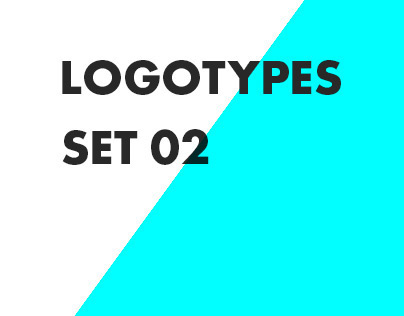 Logotypes / set 02
