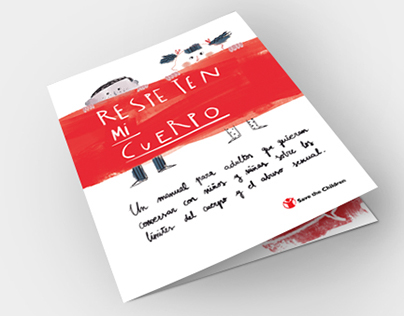 Brochure Save the Children