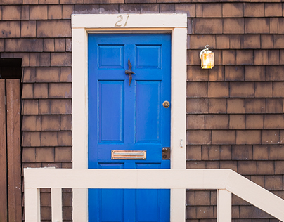 The Doors of Historic Annapolis