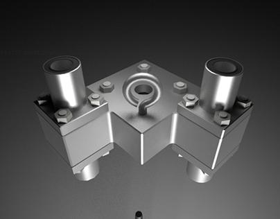 Mechanical Design Animation