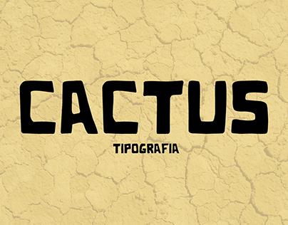 Cactus - Free Typeface