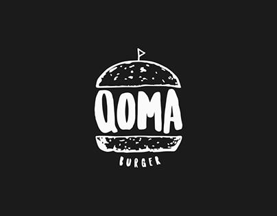 Social Media: Qoma Burger
