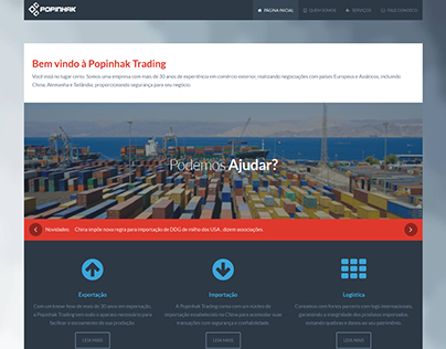 Website Popinhak Trading