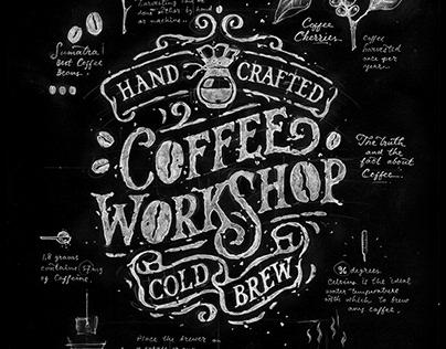 Coffee Workshop - Cold Brew